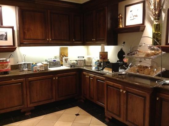 Hampton Inn & Suites Nashville - Green Hills : room 302