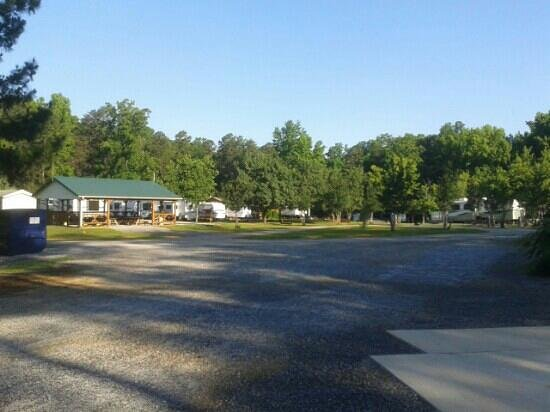 Pine Ridge Campground: campground