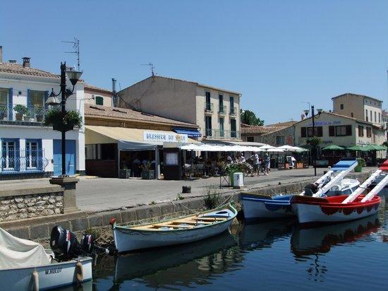 O Soleil : Marseillan Port