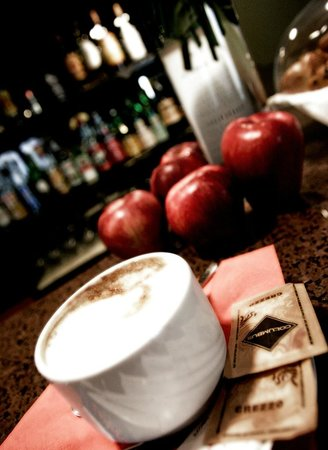 BEST WESTERN Hotel Madison : la colazione/the Breakfast