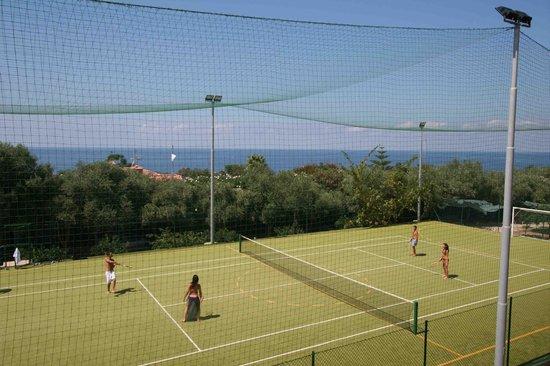 Santa Domenica, Italia: Tennis e Calcetto