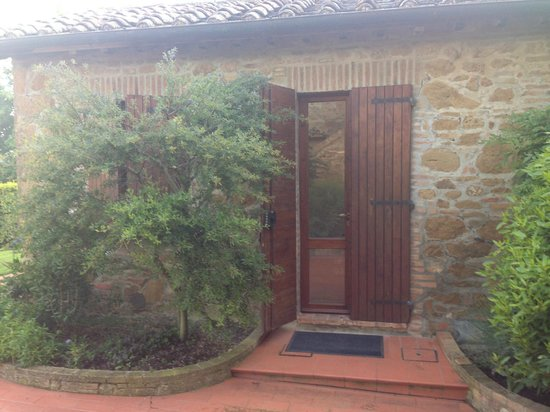 Villa San Bartolomeo: Entrance