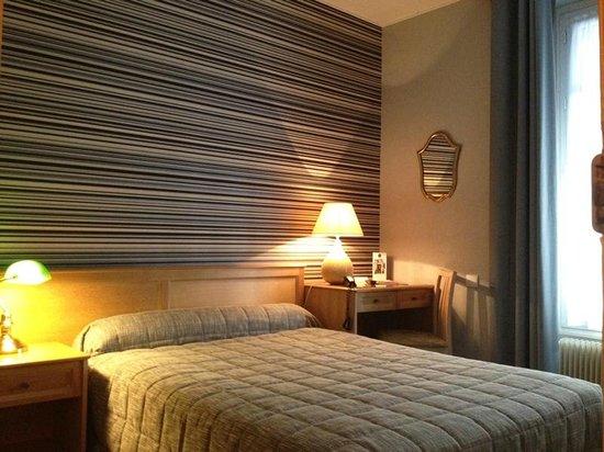 Hotel Boileau : Chambre