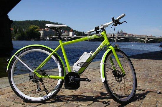 PREkolo: Electric bike SCOTT E-Sub 10, photo by nakole.cz