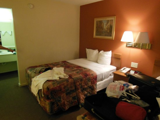 Super 8 New Orleans: Two double beds