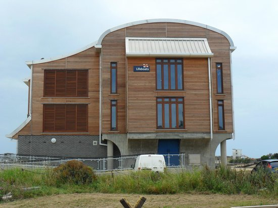 ‪Shoreham Harbour Lifeboat Station‬