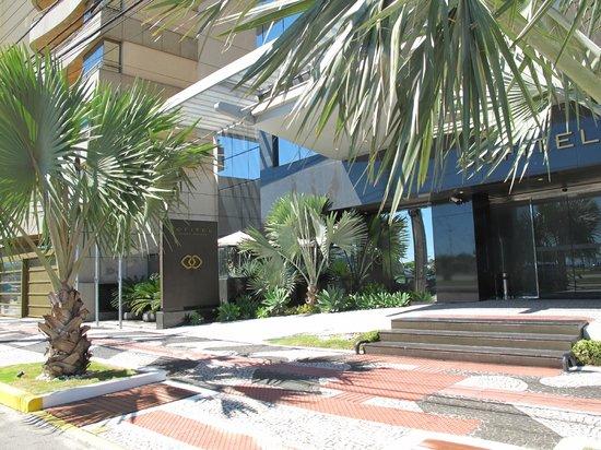 Novotel Florianopolis: Hotel Sofitel entrance