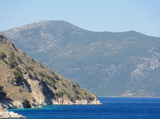 Odyssey Hotel Kefalonia: Ithica