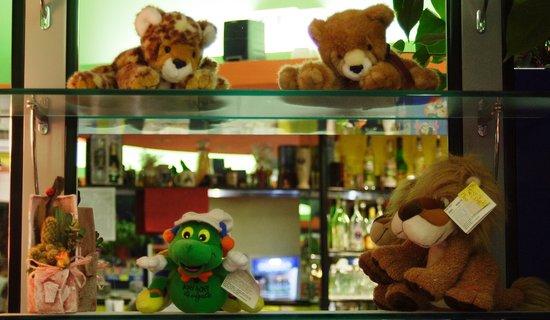 Bar Pizzeria Seta: Bar