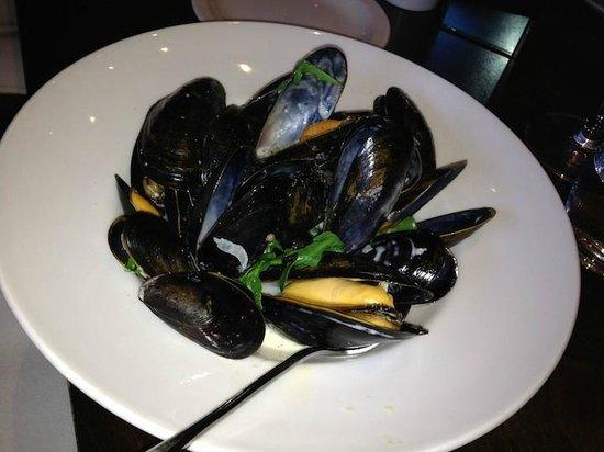 Dantes: Mussels - starter