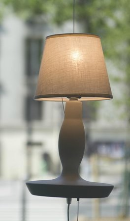 MARAIS HOme Hotel: Détail luminaire Lobby