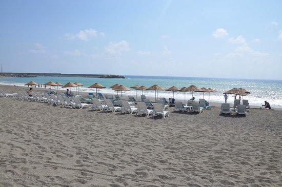 Grand Akca Otel: Plaj Görünüm/Beach View