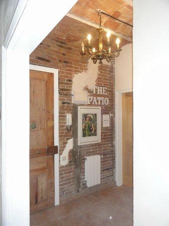 The Patio Barcelona: Entry Hall
