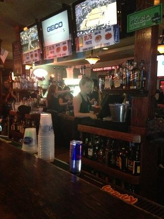 Ryan's Pub & Sports Bar: The Bar!