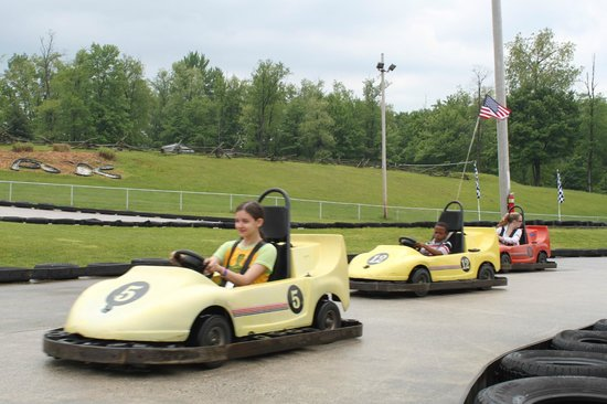 Donegal, PA: Grand Prix!