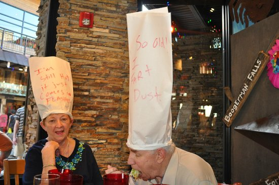 Dick's Last Resort : Norm and Deena