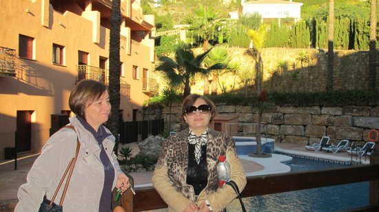Royal Suites Marbella: La piscina