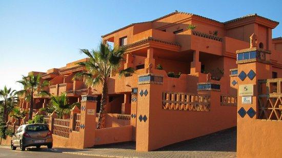 Royal Suites Marbella: El complejo