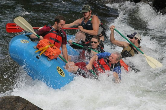 Appalachian Rivers Raft Company: Yikes!