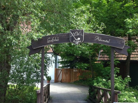 Golfclub Adamstal: Entrance