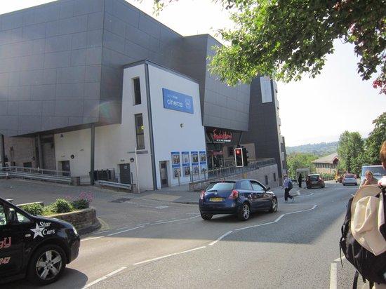 White River Cinema: Exterior