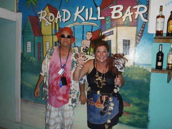 Roadkill: Gringos
