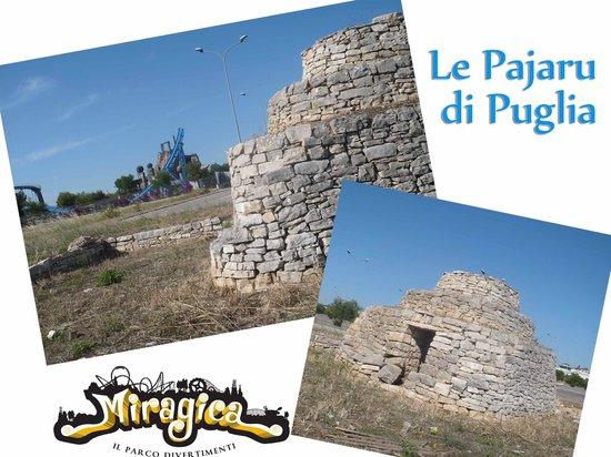 Molfetta, Italie : Vieni a Miragica e visita la Puglia: Parco + Hotel a 35€