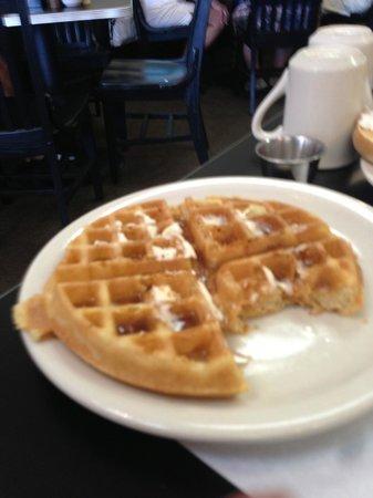 C's Waffles: Waffle