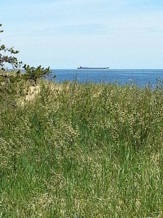 Dunes picture of whitefish point lighthouse paradise for White fish point