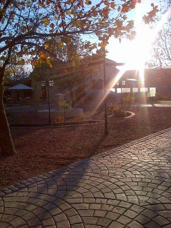 Sansibar: courtyard