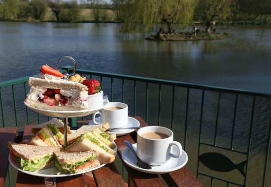 Afternoon High Tea - Available at our Waterside Cafe!
