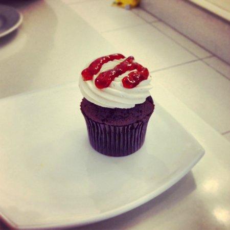 Sweety Rome Caffe': cupcake al burro di arachidi