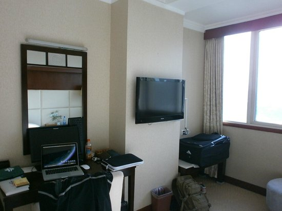 Mingzhu Hotel Sanmenxia: Room