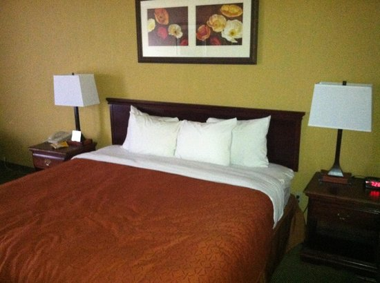 Country Inn & Suites By Carlson, Greenfield: Room
