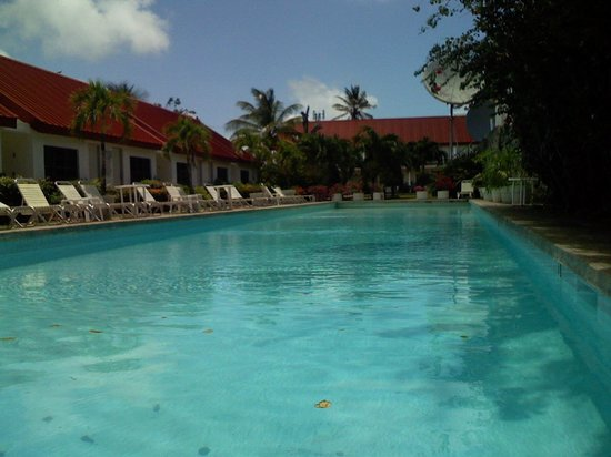 Main pool at Sandy Point Village