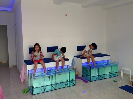 Kiss Fish Spa: Add a caption