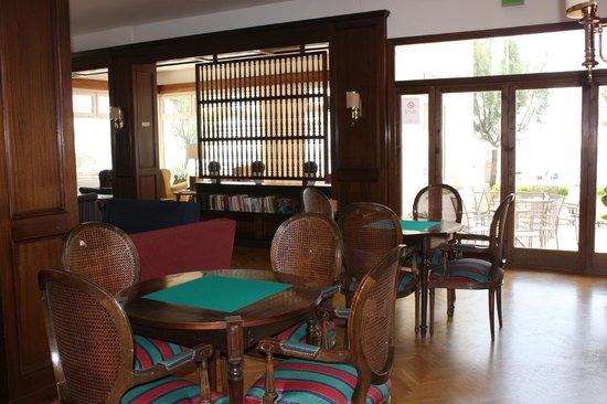 Hotel Rosa Dels Vents : Salon