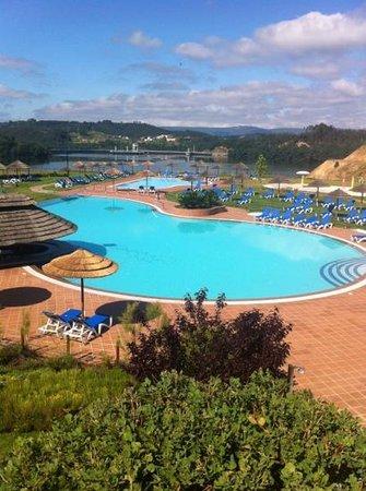 Montebelo Aguieira Lake Resort & Spa: vista do restaurante