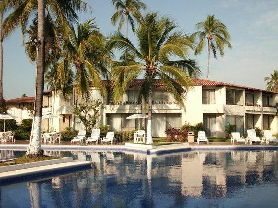 Cabo Blanco Hotel : Alberca principal