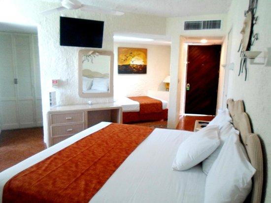 Hotel Cabo Blanco: Recámara principal