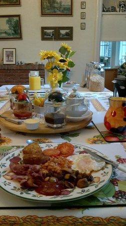 The Old Sunday School: breakfast, full english