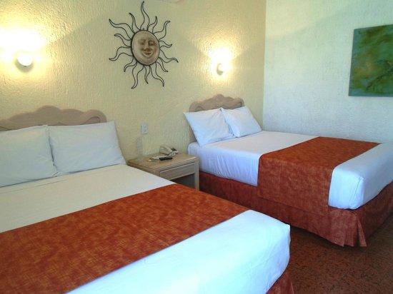 Cabo Blanco Hotel: Recámaras Standar