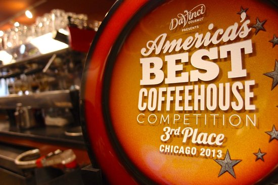 JP's Coffee: JP's placed 3rd in the America's Best Coffeehouse competition for the midwest!