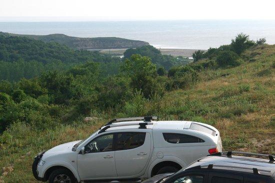 Kiyikoy, Turkey: View to the Black Sea