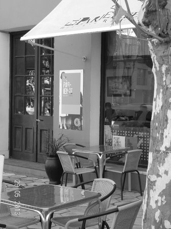 Hotel Beltran: Resto