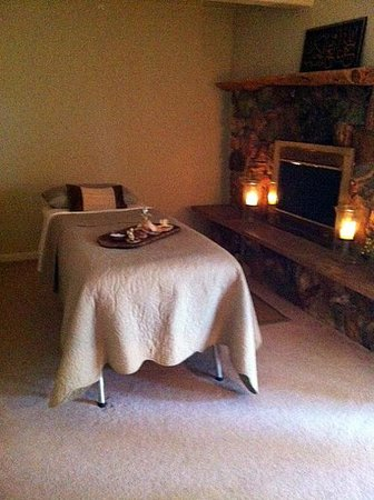 Crystal in Sedona - Private Organic Spa: Serenity
