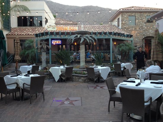 Sammy G's Tuscan Grill: Sammy Gs, Tuscany in Palm Springs