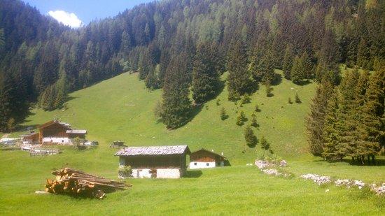 Affittacamere Lago Rotondo: La zona vicino