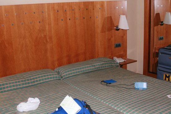 Hotel NH San Pedro de Alcántara : Room