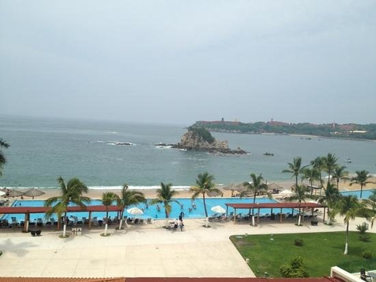 Dreams Huatulco Resort & Spa: vista 3533